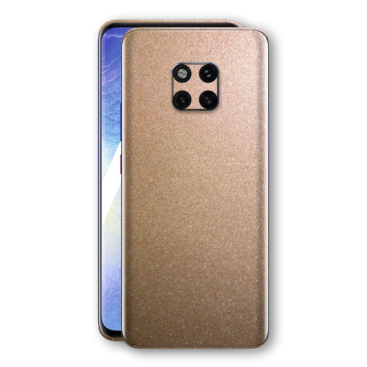 Huawei MATE 20 PRO Antique Bronze Metallic Skin, Decal, Wrap, Protector, Cover by EasySkinz | EasySkinz.com