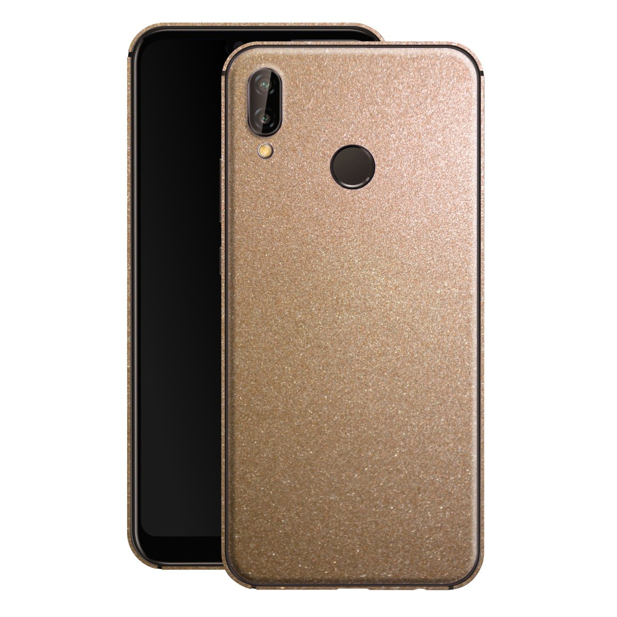 Huawei P20 LITE Antique Bronze Metallic Skin, Decal, Wrap, Protector, Cover by EasySkinz | EasySkinz.com