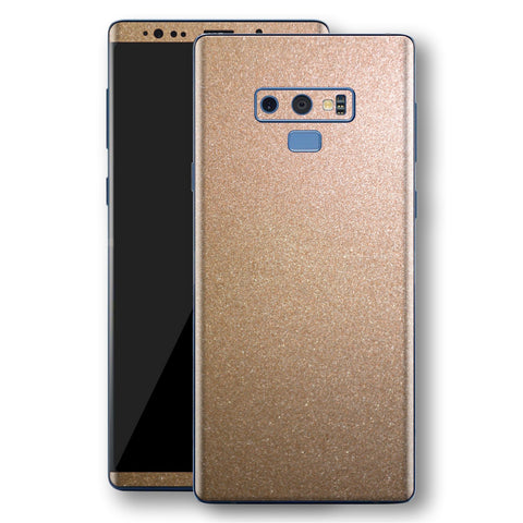 Samsung Galaxy NOTE 9 Antique Bronze Metallic Skin, Decal, Wrap, Protector, Cover by EasySkinz | EasySkinz.com