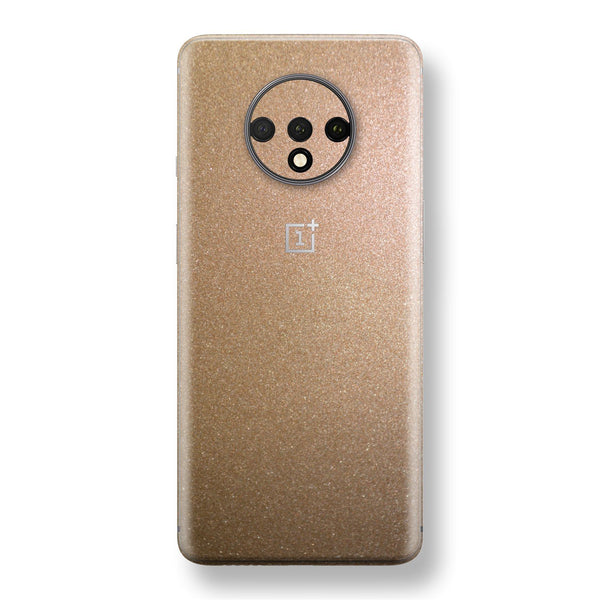 OnePlus 7T Antique Bronze Metallic Skin, Decal, Wrap, Protector, Cover by EasySkinz | EasySkinz.com