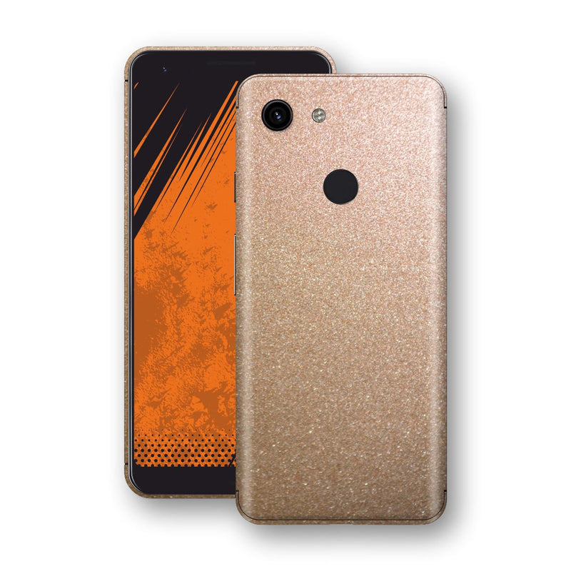 Google Pixel 3a Antique Bronze Metallic Skin, Decal, Wrap, Protector, Cover by EasySkinz | EasySkinz.com