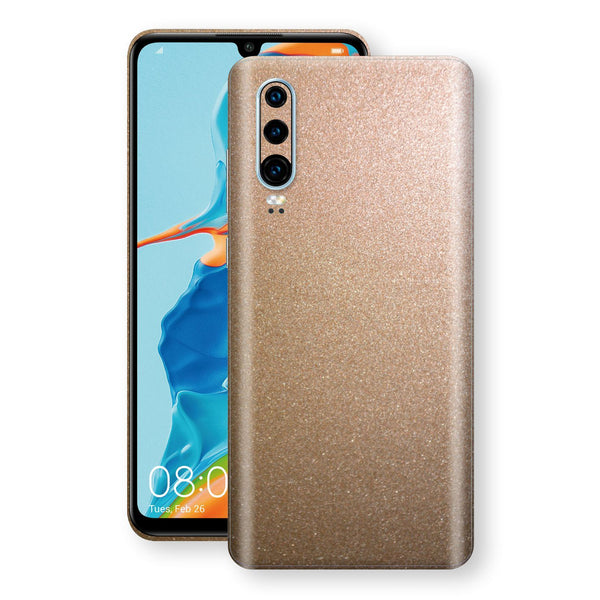 Huawei P30 Antique Bronze Metallic Skin, Decal, Wrap, Protector, Cover by EasySkinz | EasySkinz.com