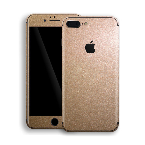 iPhone 8 Plus Antique Bronze Metallic Skin, Decal, Wrap, Protector, Cover by EasySkinz | EasySkinz.com
