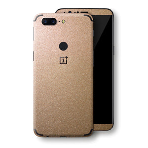 OnePlus 5T Antique Bronze Metallic Skin, Decal, Wrap, Protector, Cover by EasySkinz | EasySkinz.com