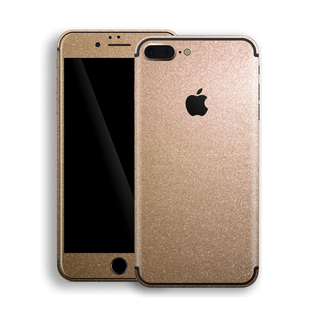 iPhone 7 Plus Antique Bronze Metallic Skin, Decal, Wrap, Protector, Cover by EasySkinz | EasySkinz.com