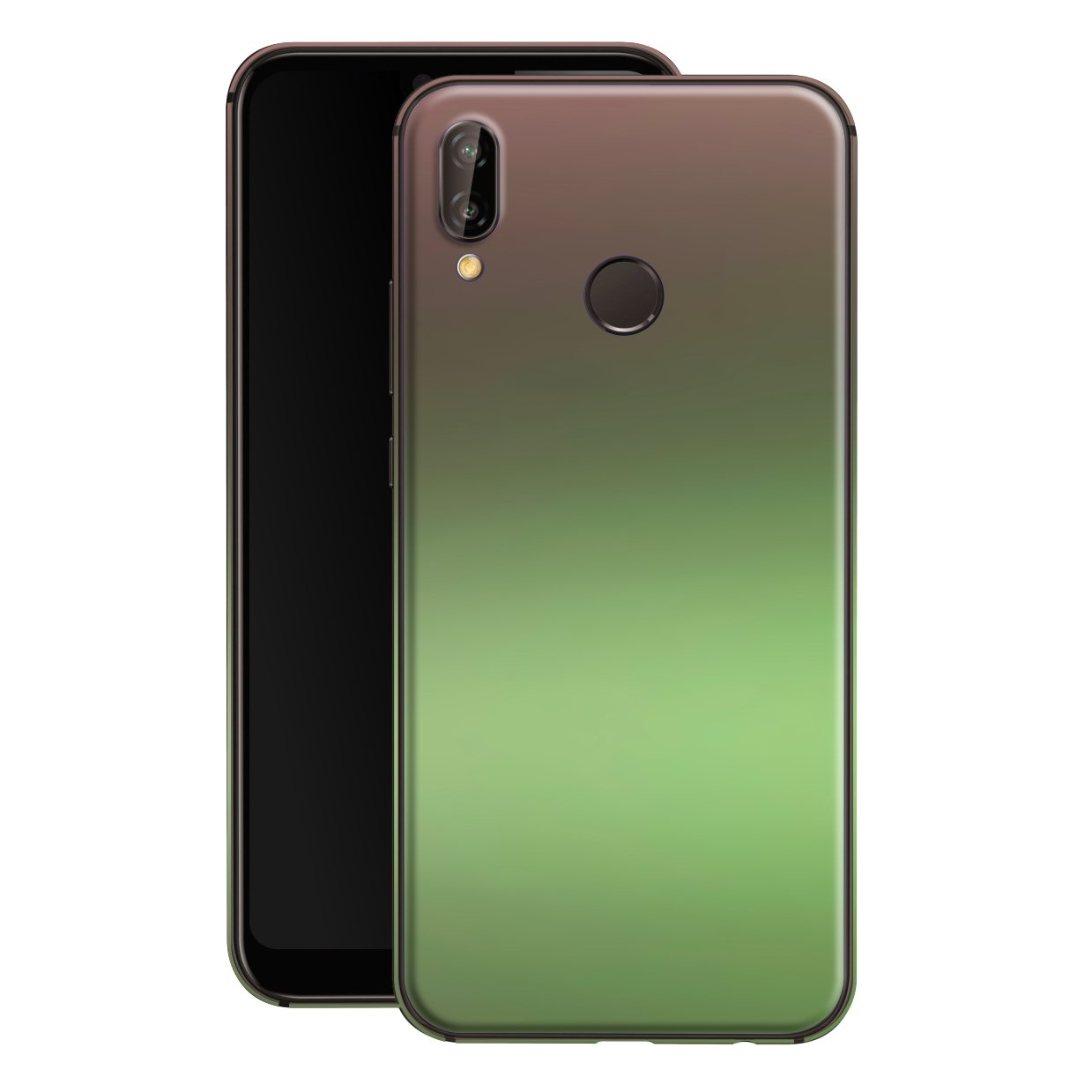 Huawei P20 LITE Chameleon Avocado Colour-Changing Skin, Decal, Wrap, Protector, Cover by EasySkinz | EasySkinz.com