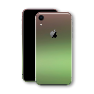 iPhone XR Chameleon Avocado Colour-changing Skin, Wrap, Decal, Protector, Cover by EasySkinz | EasySkinz.com