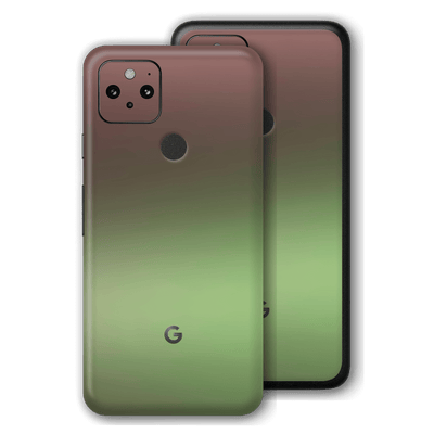 Pixel 5 Chameleon Avocado Colour-changing Skin, Wrap, Decal, Protector, Cover by EasySkinz | EasySkinz.com