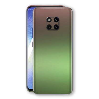 Huawei MATE 20 PRO Chameleon Avocado Skin Wrap Decal Cover by EasySkinz