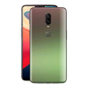 OnePlus 6T Chameleon Avocado Skin Wrap Decal Cover by EasySkinz