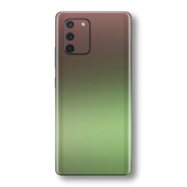Samsung Galaxy S10 LITE Chameleon Avocado Skin Wrap Sticker Decal Cover Protector by EasySkinz