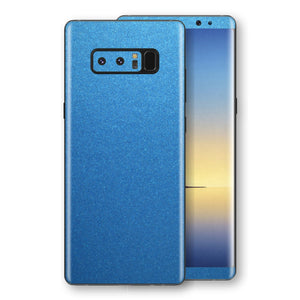 d22a5a719441 Samsung Galaxy NOTE 8 GLOSSY AZURE BLUE Skin   Wrap   Decal – EasySkinz