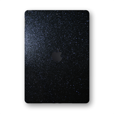 "iPad 10.2"" 8th Generation 2020 Diamond BLACK Skin Wrap Sticker Decal Cover Protector by EasySkinz"