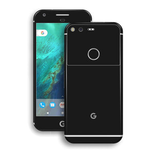 Google Pixel XL Black Matt Skin by EasySkinz