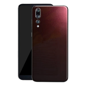 Huawei P20 PRO Black Rose Glossy Metallic Skin, Decal, Wrap, Protector, Cover by EasySkinz | EasySkinz.com