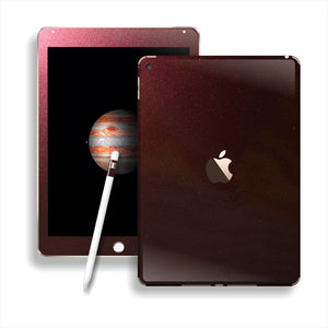 iPad PRO Glossy 3M Black Rose Metallic Skin Wrap Sticker Decal Cover Protector by EasySkinz