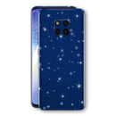 Huawei MATE 20 PRO Diamond Blue Shimmering, Sparkling, Glitter Skin, Decal, Wrap, Protector, Cover by EasySkinz | EasySkinz.com