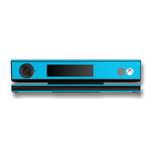Xbox One Kinect Blue MATT Matte Skin Wrap Sticker Decal Protector Cover by EasySkinz