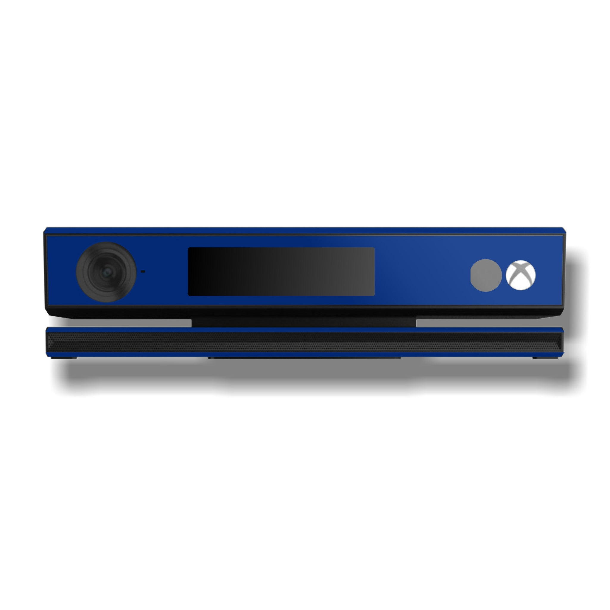 Xbox One Kinect Royal Blue GLOSSY Finish Skin Wrap Sticker Decal Protector Cover by EasySkinz