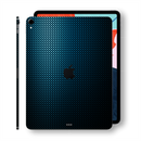 iPad PRO 11-inch 2018 Signature HydroCarbon BLUE Grid Printed Skin Wrap Decal Protector | EasySkinz