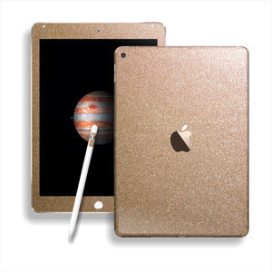 iPad PRO Glossy Bronze Antique Metallic Skin Wrap Sticker Decal Cover Protector by EasySkinz