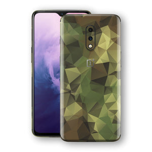 OnePlus 7 Print Custom Signature Camouflage Abstract Skin Wrap Decal by EasySkinz