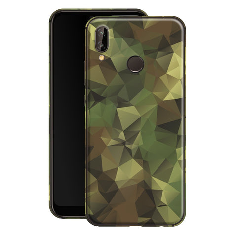 Huawei P20 LITE Print Custom Signature Camouflage Abstract Skin Wrap Decal by EasySkinz