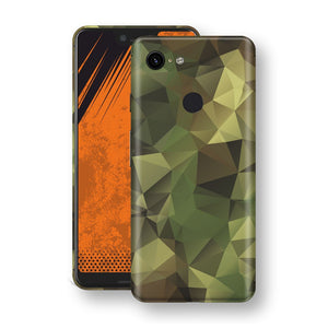 Google Pixel 3 XL Print Custom Signature Camouflage Abstract Skin Wrap Decal by EasySkinz