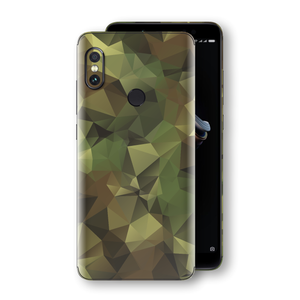 XIAOMI Redmi NOTE 5 Print Custom Signature Camouflage Abstract Skin Wrap Decal by EasySkinz
