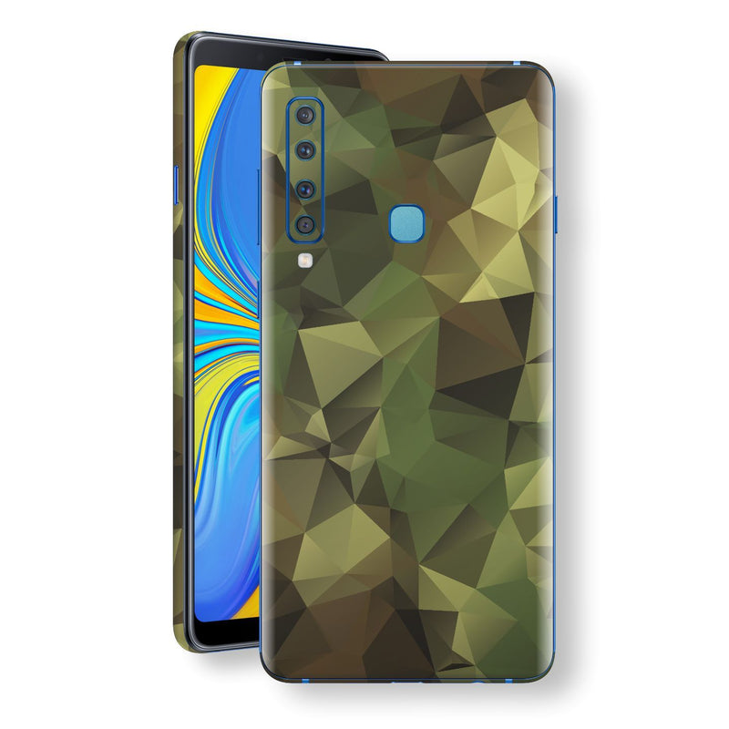 Samsung Galaxy A9 (2018) Print Custom Signature Camouflage Abstract Skin Wrap Decal by EasySkinz