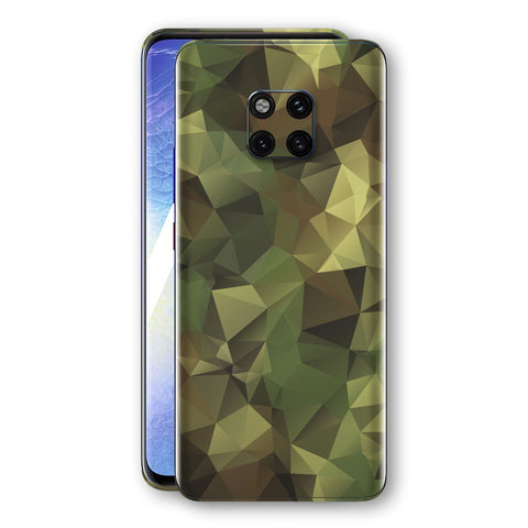 Huawei MATE 20 PRO Print Custom Signature Camouflage Abstract Skin Wrap Decal by EasySkinz