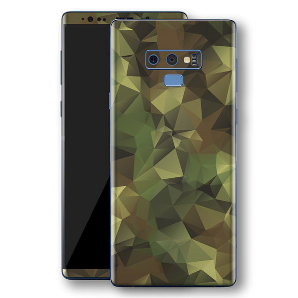Samsung Galaxy NOTE 9 Print Custom Signature Camouflage Abstract Skin Wrap Decal by EasySkinz