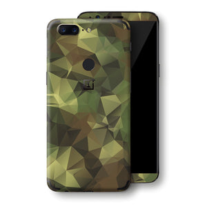 OnePlus 5T Print Custom Signature Camouflage Abstract Skin Wrap Decal by EasySkinz