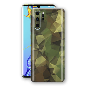 Huawei P30 PRO Print Custom Signature Camouflage Abstract Skin Wrap Decal by EasySkinz