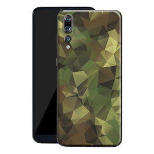 Huawei P20 PRO Print Custom Signature Camouflage Abstract Skin Wrap Decal by EasySkinz