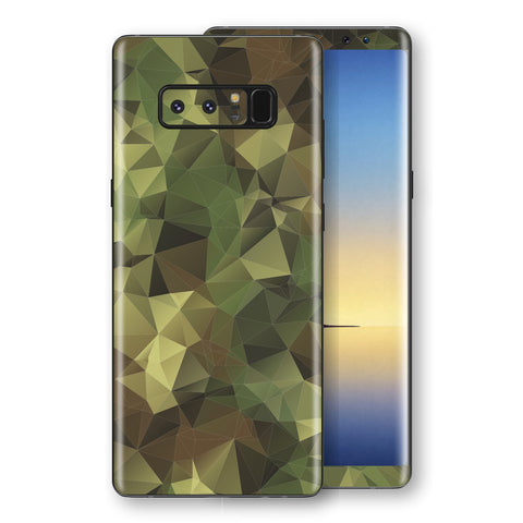Samsung Galaxy NOTE 8 Print Custom Signature Camouflage Abstract Skin Wrap Decal by EasySkinz