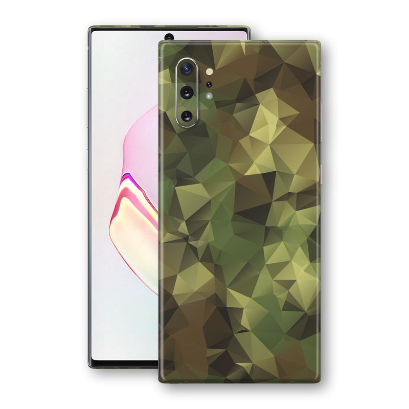 Samsung Galaxy NOTE 10+ PLUS Print Custom Signature Camouflage Abstract Skin Wrap Decal by EasySkinz