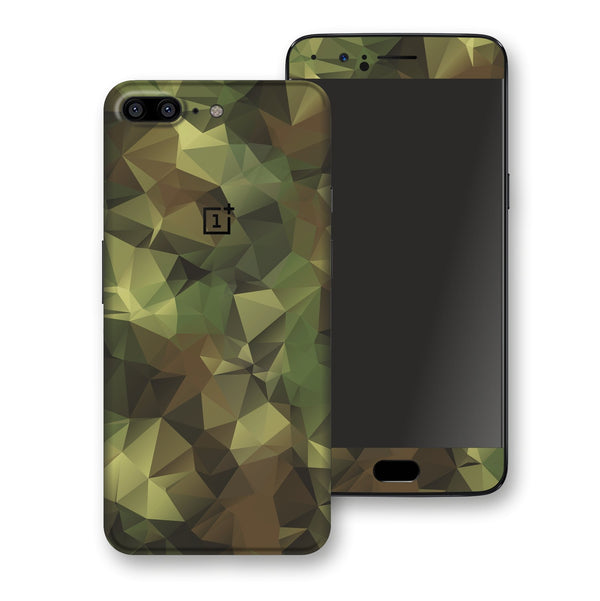 OnePlus 5 Camouflage Abstract Skin, Decal, Wrap, Protector, Cover by EasySkinz | EasySkinz.com