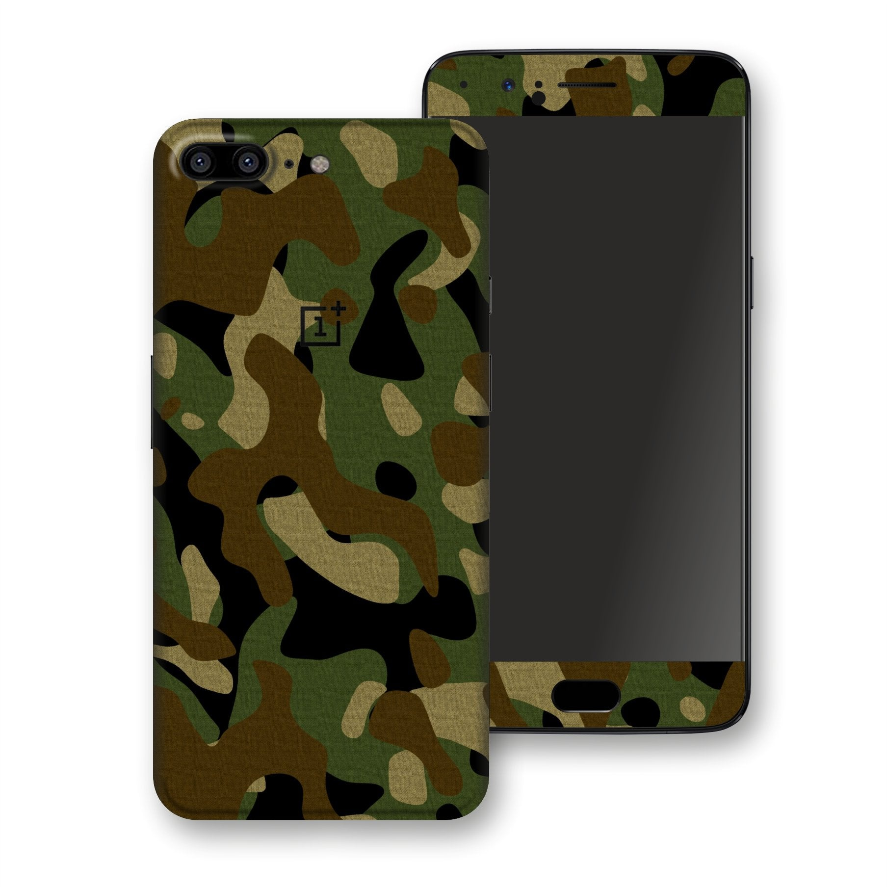 OnePlus 5 Camouflage Classic Skin, Decal, Wrap, Protector, Cover by EasySkinz | EasySkinz.com