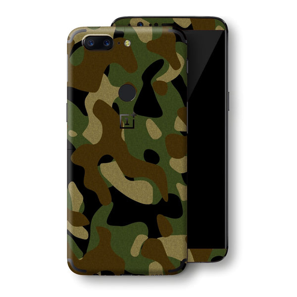 OnePlus 5T Print Custom Signature Camouflage Classic Skin Wrap Decal by EasySkinz