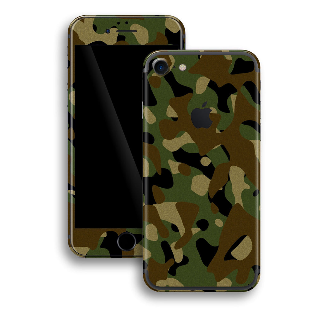 iPhone 7 Print Custom Signature CLASSIC Camouflage Skin Wrap Decal by EasySkinz