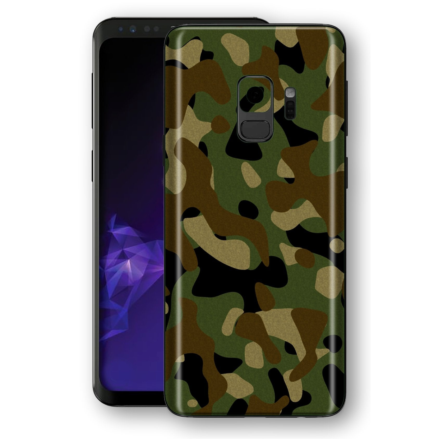 Samsung Galaxy S9 Signature Camouflage Classic Skin, Decal, Wrap, Protector, Cover by EasySkinz | EasySkinz.com