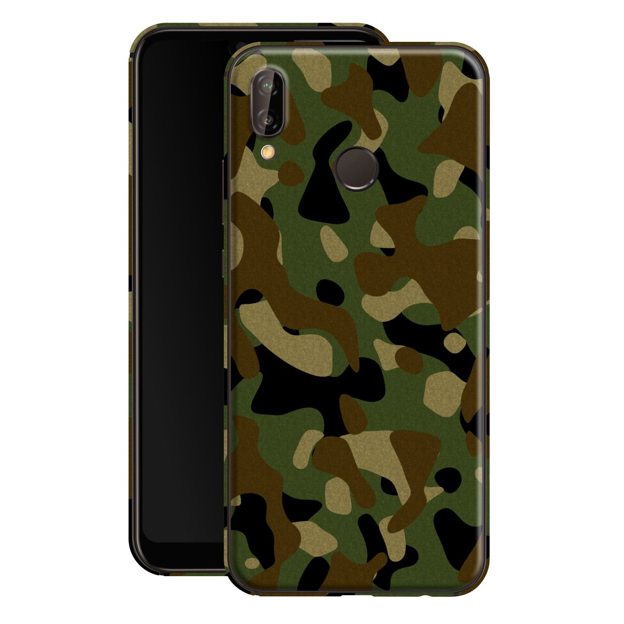 Huawei P20 LITE Print Custom Signature Camouflage Classic Skin Wrap Decal by EasySkinz
