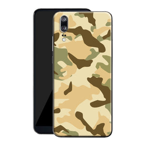 Huawei P20 Print Custom Signature Camouflage Desert Skin Wrap Decal by EasySkinz