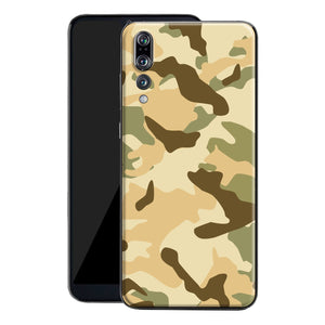 Huawei P20 PRO Print Custom Signature Camouflage Desert Skin Wrap Decal by EasySkinz