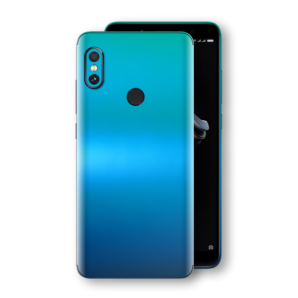 XIAOMI Redmi NOTE 5 Chameleon Caribbean Skin Wrap Decal Cover by EasySkinz