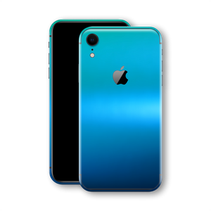 iPhone XR Chameleon Caribbean Colour-changing Skin, Wrap, Decal, Protector, Cover by EasySkinz | EasySkinz.com