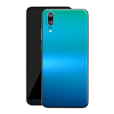 Huawei P20 Chameleon Caribbean Colour-Changing Skin, Decal, Wrap, Protector, Cover by EasySkinz | EasySkinz.com