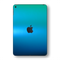 iPad MINI 5 (5th Generation 2019) Chameleon Caribbean Colour-changing Skin Wrap Sticker Decal Cover Protector by EasySkinz