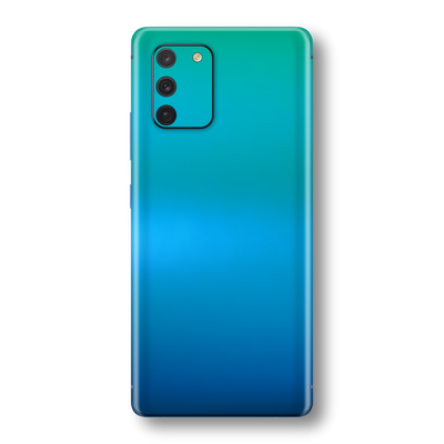Samsung Galaxy S10 LITE Chameleon Caribbean Skin Wrap Sticker Decal Cover Protector by EasySkinz